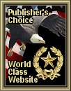 ProFish-N-Sea Charters World Class Website Award
